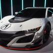 新型アキュラ(ホンダ)NSX GT3(ニューヨークモーターショー16)