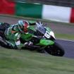 No.87 Kawasaki Team GREEN