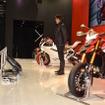 ドゥカティブース(東京モーターサイクルショー16)