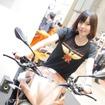 ピーシーアイブース(東京モーターサイクルショー16)