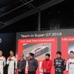 今季のGT300にR8 LMSで参戦する2陣営(#21と#86)。