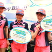 JAFブース(東京モーターサイクルショー16)