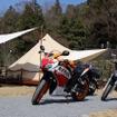 ツインリンクもてぎの女性ライダー会員制度「Moto Girls Livika(モトガールズリビカ)」4月1日発足。もてぎなら泊りがけのバイク女子会も可能だ。