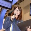 自動車ジャーナリスト今井優杏さん。