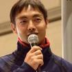 MotoGPテストライダーの青山博一選手。