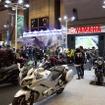 ヤマハブース(東京モーターサイクルショー16)