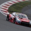 GT500クラス3連覇を目指すNISMOの#1 GT-R(富士テスト初日)