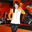 KTMジャパン(東京モーターサイクルショー2016)