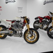 867万円の『COLLECTOR Edition-C』(左)と690万円の『COLLECTOR Dirt Track Style』