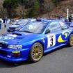 インプレッサWRC98[1998年](3月27日、スバルファンミーティング、栃木県佐野市・スバル研究実験センター)