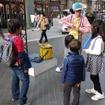 子供向けのイベントもその都度開催される