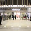 3月25日オープンした新宿新南口に開業する商業施設・ニュウマン(NEWoMan)