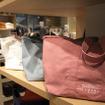 CABaN/ピンクのトートバッグはNEWoMan限定色
