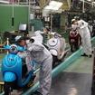 ホンダ 熊本製作所 ジョルノ生産ライン