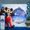 東急Disney電車「TOKYU CHRISTMAS WONDERLAND 2016 -Disney CRYSTAL MAGIC-」