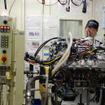 レクサス工場公開…品質チェックの連続