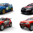 『colin mcrae rally』…セットアップにハマる