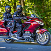 新型GOLDWING TOUR
