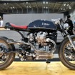 Best Motorcycle Domesticを受賞した『Wedge Motorcycle』のホンダ『GL400』(1981年式)。