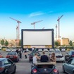 ロングビーチ Drive-in Theater