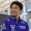 YAMAHA FACTORY RACING TEAM 吉川和多留監督