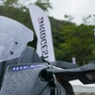 YAMAHA Motorcycle Day(9月15日・苗場)『ナイケン』の展示