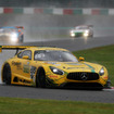 総合トップの#999 Mercedes-AMG Team GruppeM Racing