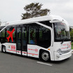 ANKAI(安凱客車)製EVバスがベースの『RoboCar Mini EV BUS』