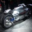 【デトロイトショー2003速報】ダッジ『トマホーク』…『バイパー』の心臓を持つバイク、限定発売へ!