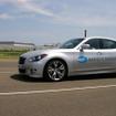 60km/h以下であれば、自動ブレーキにより衝突を回避することが可能