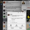 「Twitter for iPad」投稿者の詳細ページ 「Twitter for iPad」投稿者の詳細ページ