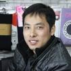 取材に協力してくれた洋品店経営 Wang Renfei氏