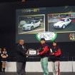 トヨタ東京自動車大学校、トヨタスポーツEVツインがエコカー部門で優秀賞