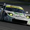 ロータリーエンジン車「RX-7」でSUPER GTに参戦してきた、RE雨宮レーシングが撤退を発表(写真:2010のようす)