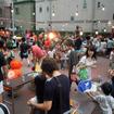 東京・港区の芝商店街で開催された「芝まつり」