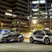 7月末に初公開されたコンセプトカーのi8とi3