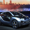 BMWの新ブランド「i」のEV、i3コンセプト