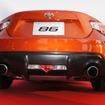 トヨタ、新型FRスポーツの車名は「86(ハチロク)」に決定