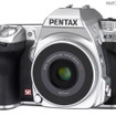 「PENTAX K-5 Silver Special Edition」