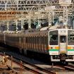 東海道線からの撤退が続く211系