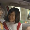 前田敦子演じるジャイ子。トヨタ自動車企業広告「FUN TO DRIVE, AGAIN.」キャンペーン、『実写版ドラえもんCM』シリーズ第4話