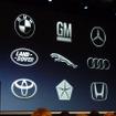 WWDC 2012で発表されたのは、BMWやGM、メルセデスベンツ、ランドローバー、ジャガー、アウディ、トヨタ、クライスラー、ホンダの9社。Microsoftと『Sync』など音声認識サービスを展開しているフォードやフィアット、ヒュンダイは今回のリストにはなかった。そういえば日産、マツダ、三菱、スバルなど日本のブランド、VWのロゴもない。