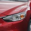 マツダは、新型アテンザのプロトタイプ車両を国内初公開した