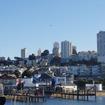 スタート地点となる米国サンフランシスコの街並