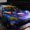 GT300はBRZで参戦