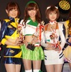 日本レースクイーン大賞…2012年グランプリは佐崎愛里さん