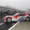 2012年シーズンを戦ったホンダHSV010-GT。