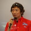 参戦ライダーの松下ヨシナリ選手