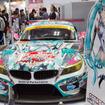 GSR 初音ミク BMW