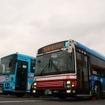 """箱根登山バス100周年イベント…エヴァの""""痛バス""""も登場"""